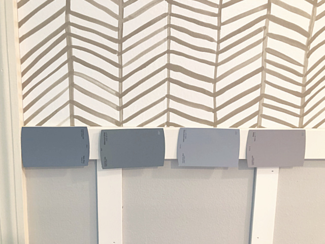 color choices for board and batten