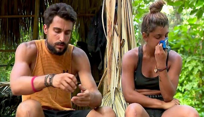 "Survivor: Τέλος το ""ειδύλλιο"" Μαριαλένας – Σάκη μετά τον τελικό του ριάλιτι - Αποκάλυψη!"