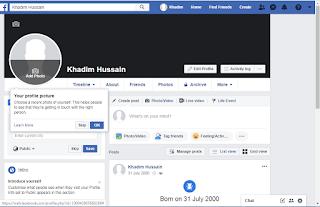 facebook account ready