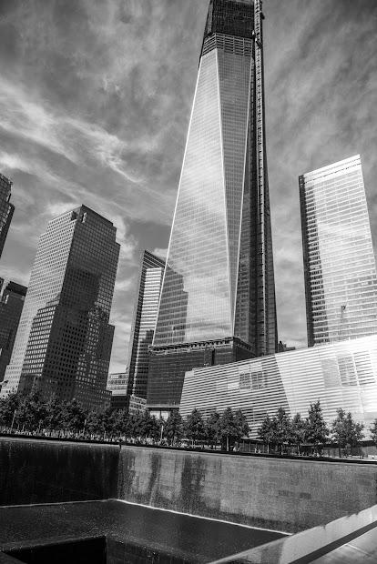 9 11 Memorial & World Trade Center York City Life Calling