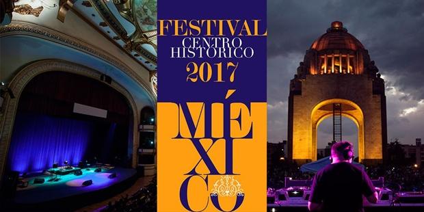 festival del centro histórico de la ciudad de méxico