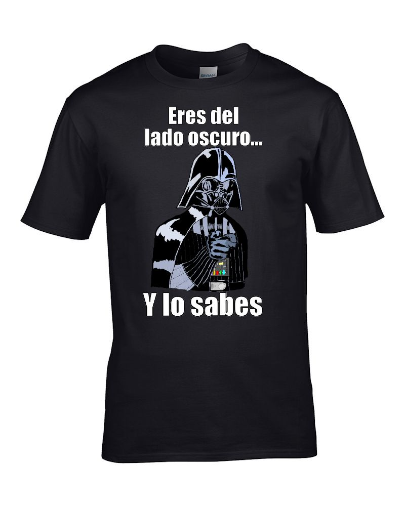 http://www.lacamisetaoriginal.com/para-hombre/eres-del-lado-oscuro-sabes-p-7114.html