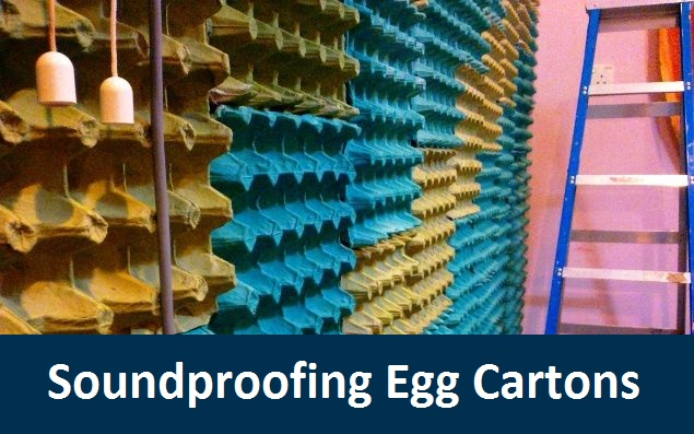 soundproofing egg cartons