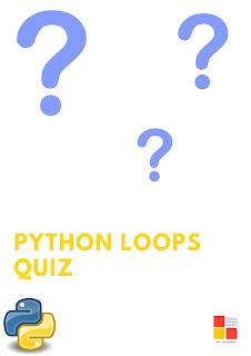 Varanasi Software Junction: Python Loops Quiz
