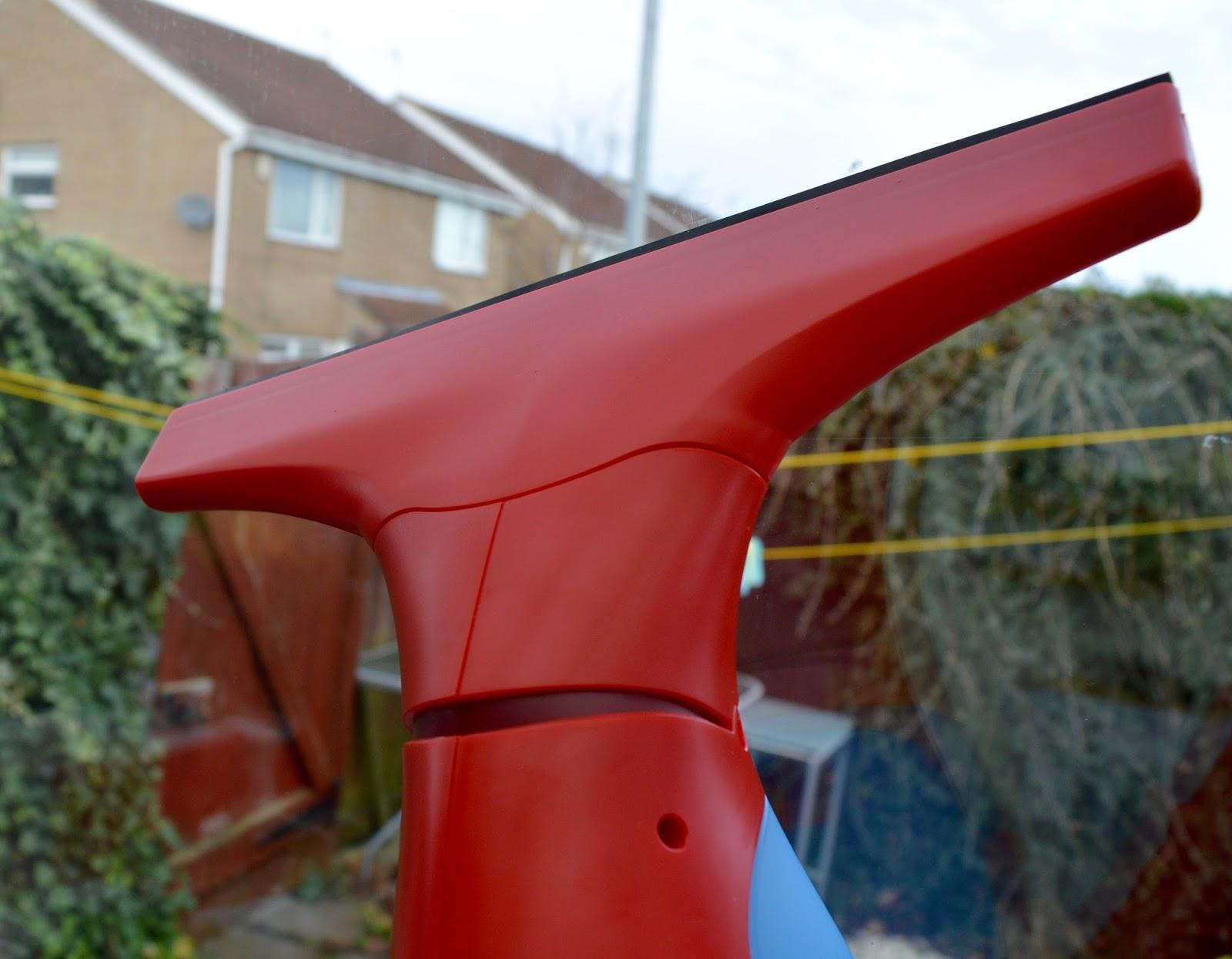 Vileda Windomatic Window Vacuum Review | How to achieve streak free windows - streak free finish