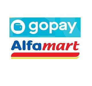 promo gopay alfamart