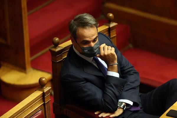 """Η Ελλάδα προ τετελεσμένων """"συμμάχων και φίλων"""""""