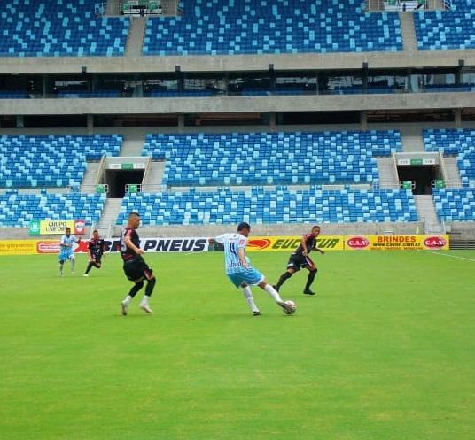 Atletas de Ação e Dom Bosco jogam na Arena Pantanal