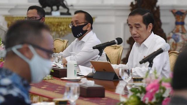 3 Hari Lagi, Jokowi Resmi Terapkan Karantina Tingkat RT RW, Bakal Ada Posko di Setiap Desa