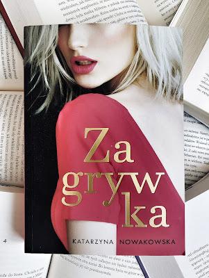 Zagrywka - Katarzyna Nowakowska