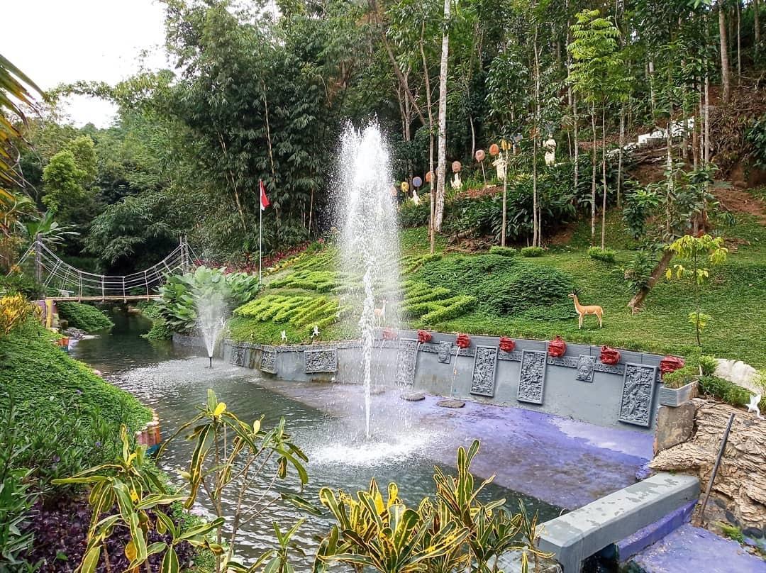 Tiket Masuk Wahana Sambhrama Ashram Bali