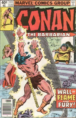Conan the Barbarian #111