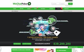 wechatpoker situs dominoq online terbaik