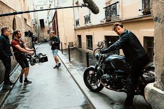توم كروز المهمة المستحيلة Tom Cruise the movie Mission Impossible