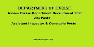 Assam Excise Department