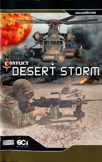 Download Conflict - Desert Storm PS2 ISO
