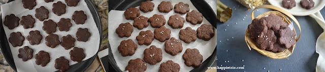 Step 4- Chocolate Cookies Recipe