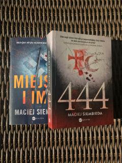"""seria o Jakubie Kani, """"444"""" i """"Miejsce i imię"""" Maciej Siembieda, fot. paratexterka ©"""