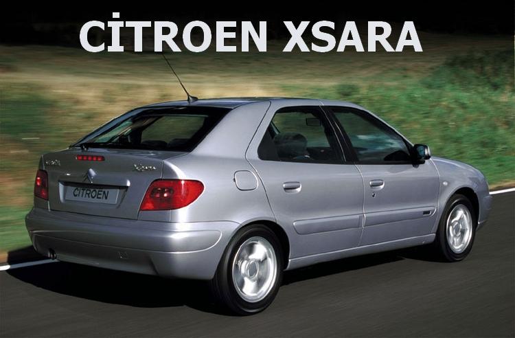 Citroen Xsara Arkadan Görüntüsü