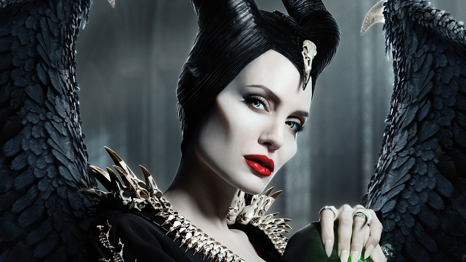 Maleficent Mistress Of Evil 2019 Movie Wallpaper Wallpapers Overflow