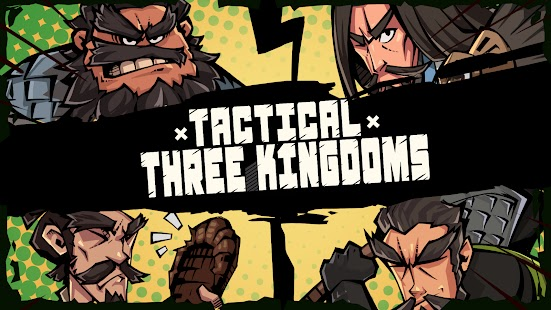 Three Kingdoms Tactics Apk+Data Free on Android Game Download