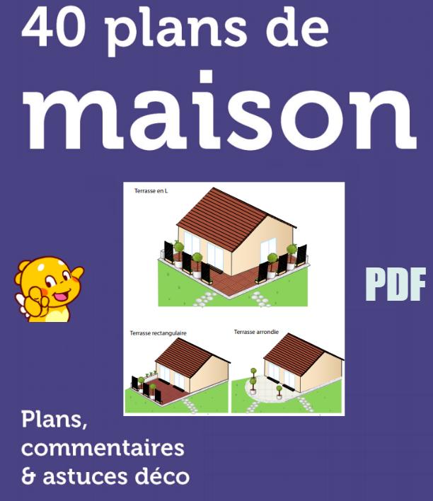 Plan Maison 60 M Avec Veranda Ooreka 12