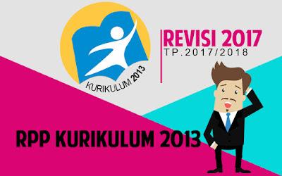 Download RPP Kurikulum 2013 SD, SM, SMA, SMK Revisi 2017/2018