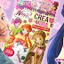 New Winx Club activity book in Italy! - Crea la Moda: Flower Girls