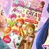 New Winx Club activity book in Italy! - Crea la Moda: Flower Girls