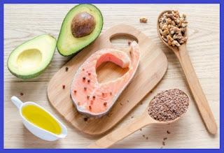 tipos de grasa saludables para nuesro organismo