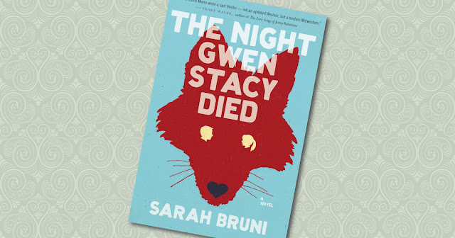 The night Gwen Stacy died Cover Sarah Bruni