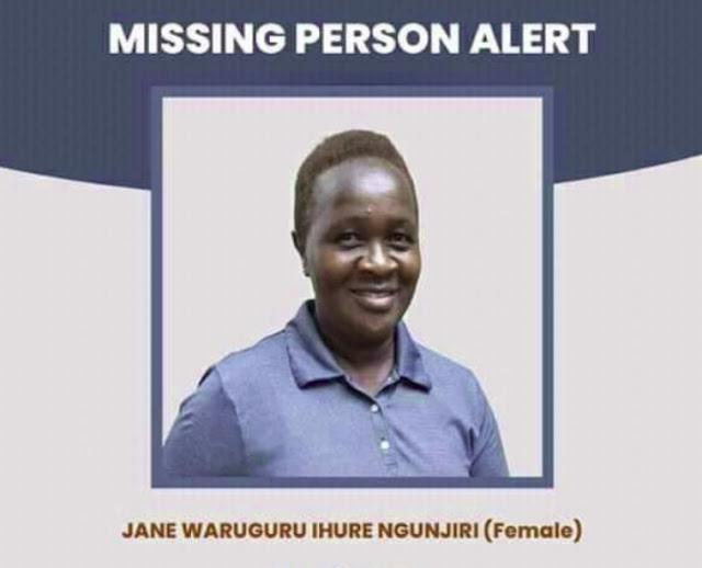 Missing High School teacher found dead