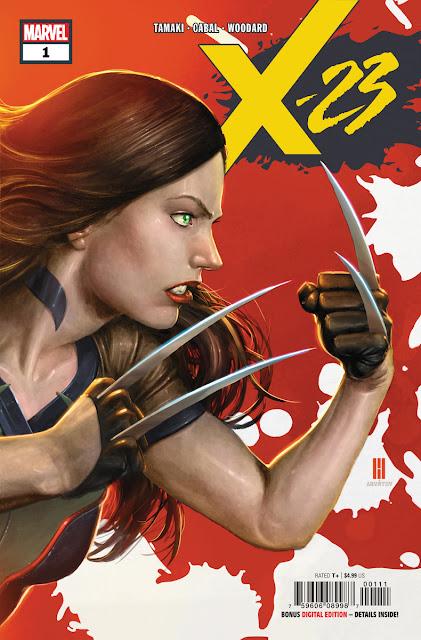 X-23 Volumen 4 Español mega