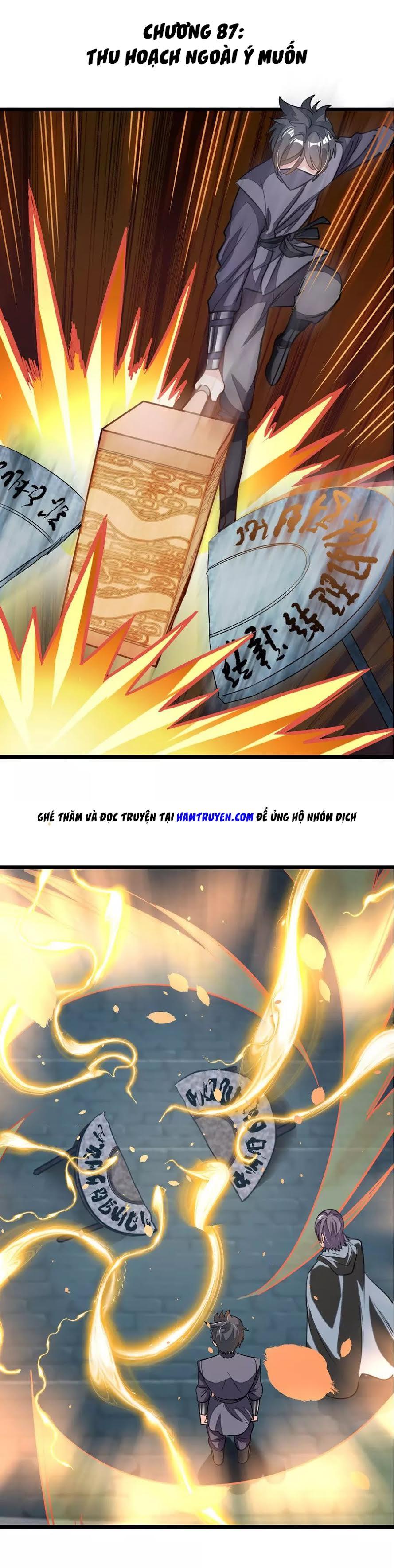 Cửu Dương Thần Vương chap 87 - Trang 2