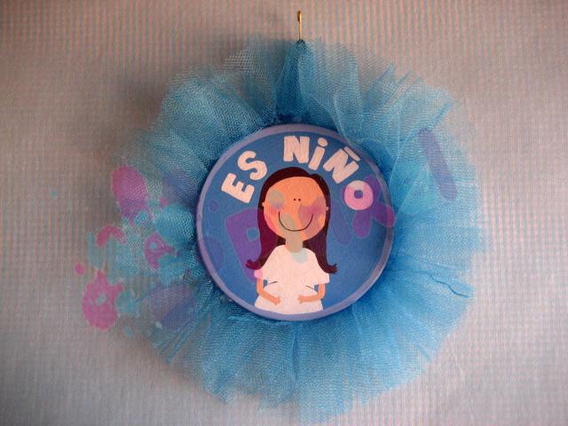Pinxel Decoraci 243 N Souvenirs Distintivos Para Baby Shower
