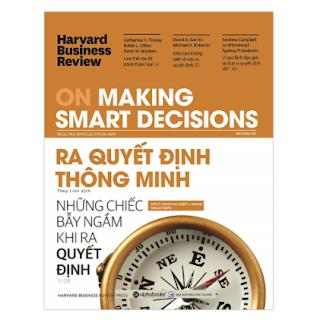 HBR On Making Smart Decisions - Ra Quyết Định Thông Minh ebook PDF EPUB AWZ3 PRC MOBI