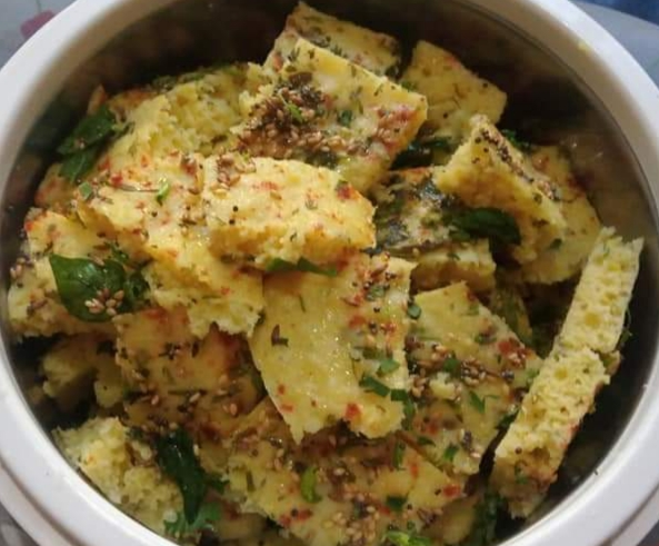 sweetcorn dhokla recipes