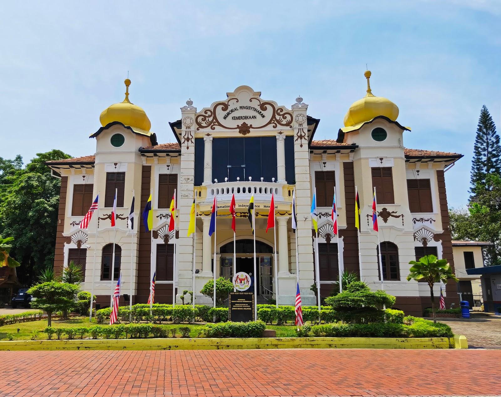 independence museum malaysia