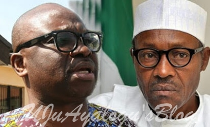 Buhari must be forced out of office - Fayose