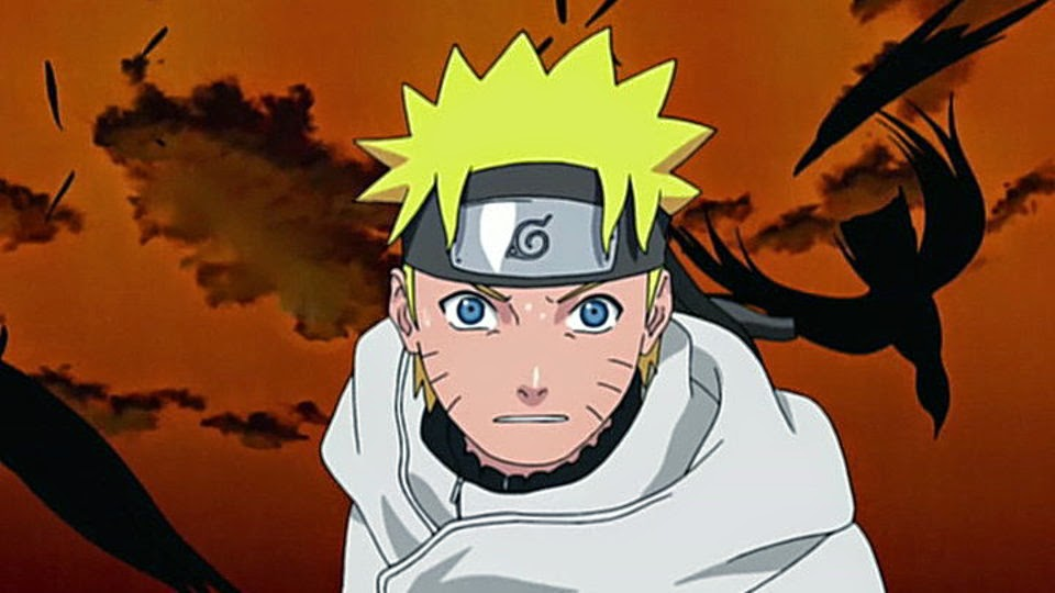 Naruto en la ilusion de Itachi
