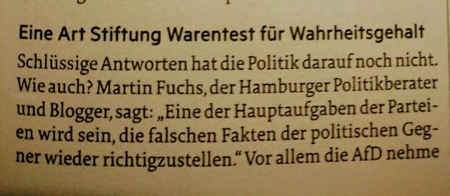 Zitat Martin Fuchs