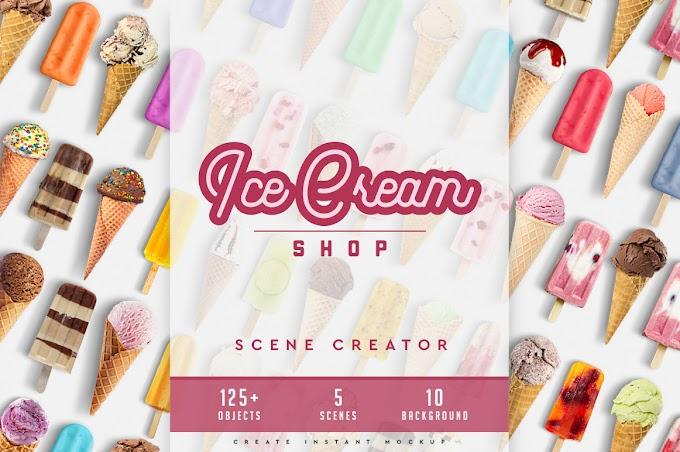 IceCream Scene Generator