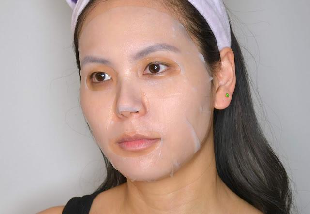 Rael Beauty Facial Sheet Mask Review