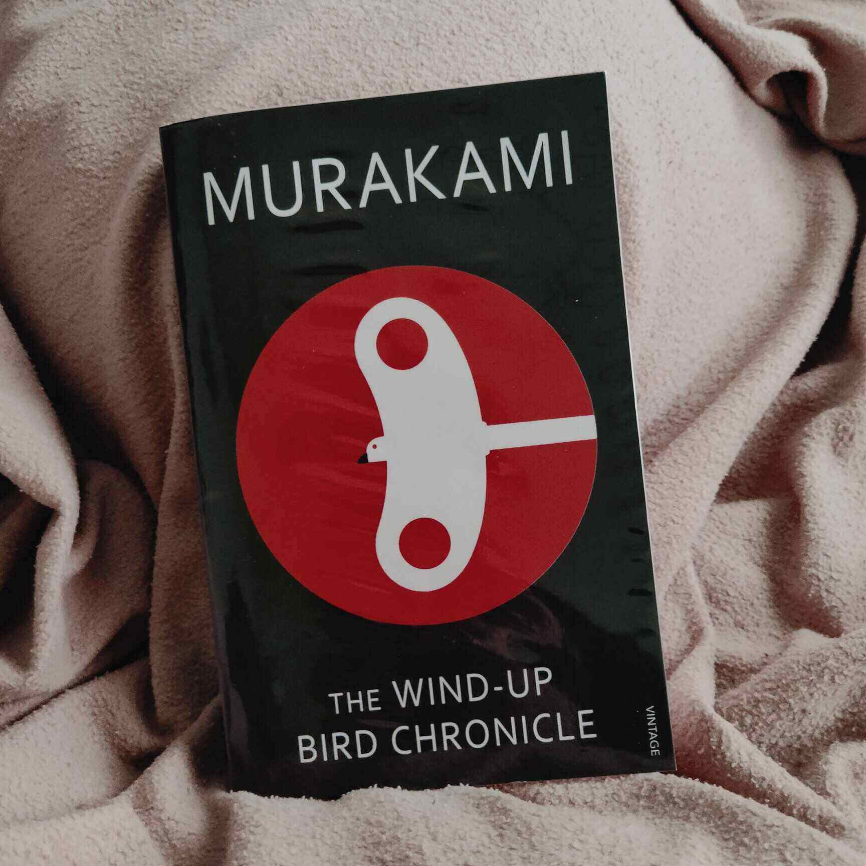 Review The Wind-Up Bird Chronicle