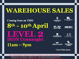 Malaysia Ikon Connaught Branded Warehouse Sale