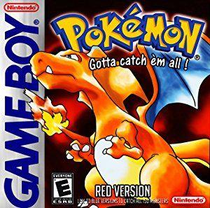 Pokémon Red ROM GBC