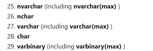 char data conversion