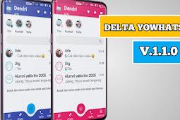 Cara Download Delta YoWhatsApp V.1.1.0 Apk 2019