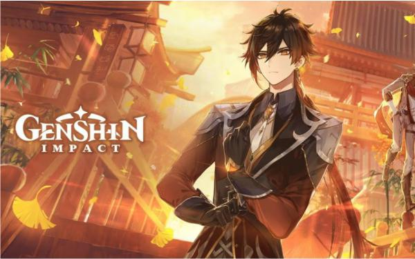 Best Android Open World Games Genshin Impact