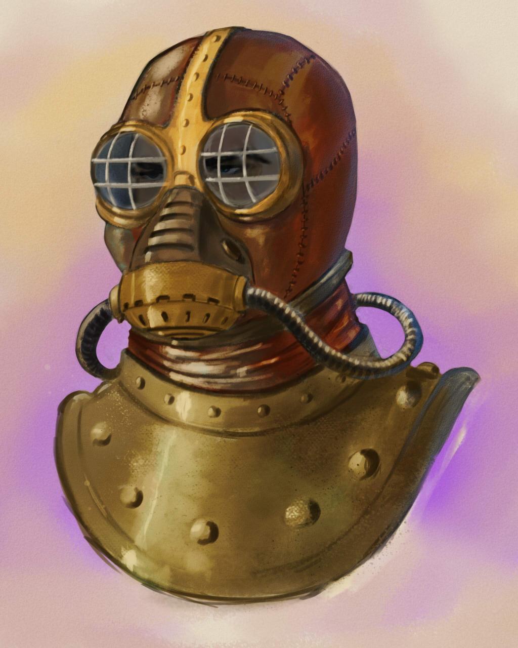 Designall20 July 2012: Joma Santiago: Steampunk Character Designs